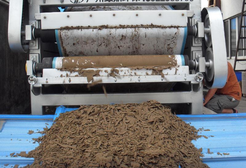 非危废污泥处理