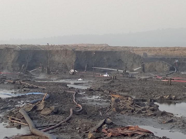 污水池隔油池清理